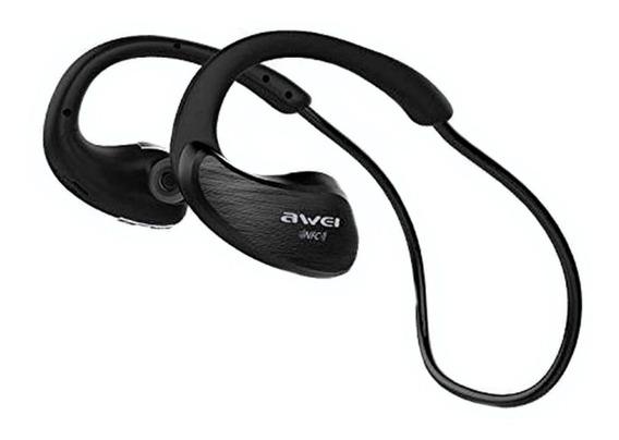Fone De Ouvido Bluetooth Nfc Intra Auricular Awei A885 Bl