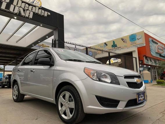 Chevrolet Aveo Lt 2017