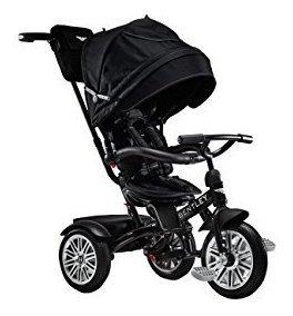 Bentley 6-en-1 Cochecito De Bebe / Niños Trike