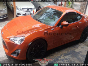 No Mini Cooper S 1.6 Jcw 211cv // Toyota 86ft 2013 Naranja