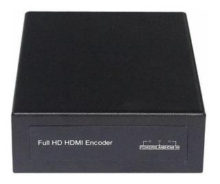 Conversor Hdmi A Server Streaming H.264 Plumamagicaok