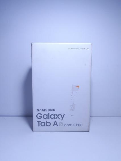 Samsung Galaxy Tab A6 Com S Pen - Tablet