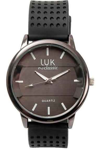 Relógio Masculino Luk Analógico Clássico Gs1elwj5271bw