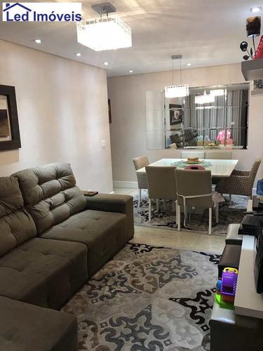 Apartamento Com 3 Dorms, City Bussocaba, Osasco - R$ 459 Mil, Cod: 906 - V906