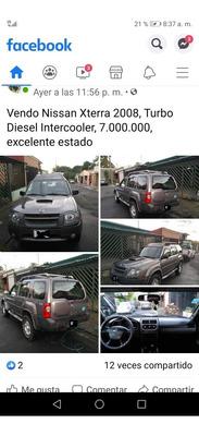 Nissan Xterra Todo Terreno 4x4