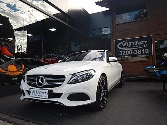 Mercedes Benz C180 Avantgarde Flex Fuel Automático.2018/2018