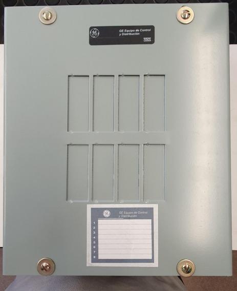 Centro De Carga General Electric Ql8-s Sobrepuesto