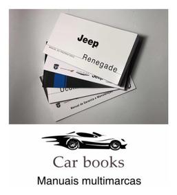Manual Jeep Renegade 2015/2016 Frete Grátis Envio Imediato