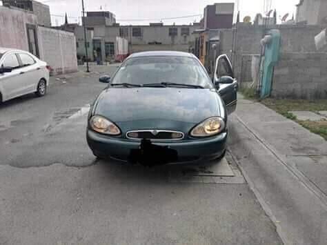 Ford Mercury 4 Puertas Todo En Regla