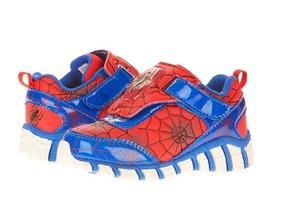 Zapatos Deportivos Spiderman Niños