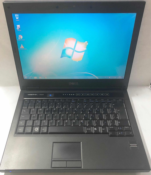 Notebook Dell Vostro 1320 Core2duo 4gb Hd 250gb Sem Bateria