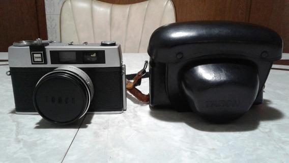 Câmera Fotográfica Taron. Japonesa. Antiga.