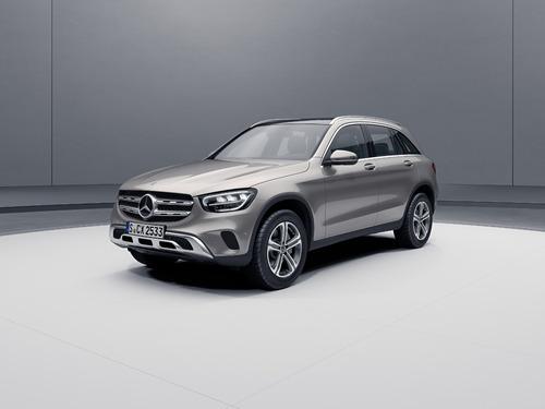 Mercedes-benz Clase Glc 2.0 Glc300 4matic Offroad At 2020