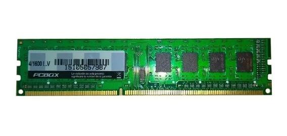 4gb Ram Ddr3 1600ghz Pcbox