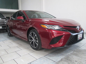 Camry Se Impecable 2018