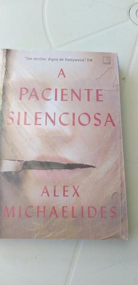 Livro A Paciente Silinciosa Alex Michaelides