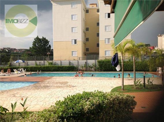 Apartamento Residencial À Venda, Jardim Bom Retiro, Valinhos. - Ap0483