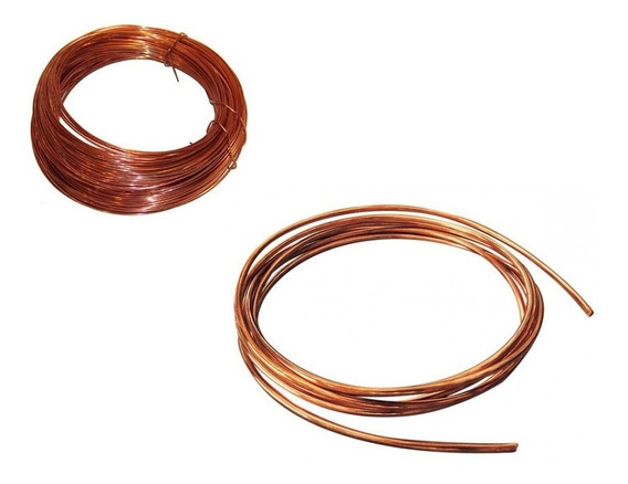 Fios De Cobre Esmaltado Para Bobina Tesla, 37 Metros De 30awg (0,25mm) E 50 Cm De 16awg (1,29mm)