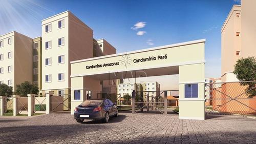 Apartamento - Jardim Betania - Ref: 6251 - V-155022