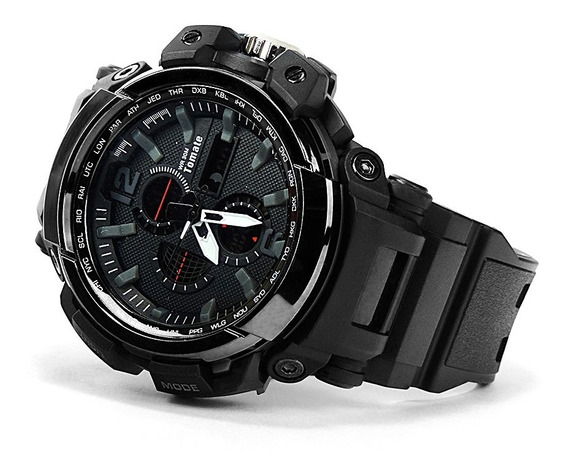 Relógio Masculino Esportivo Multi-funções - A Prova D