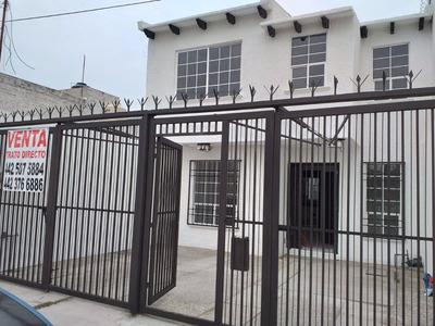 Casa En El Pueblito, Recién Remodelada, Lista Para Ocuparse
