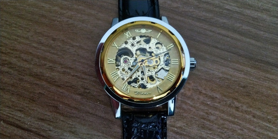 Relógio Masculino Winner Mecânico