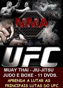 Curso-de-jiu-jitsu-muay-thai-boxe-e-judo-aulas-em-11-dvds
