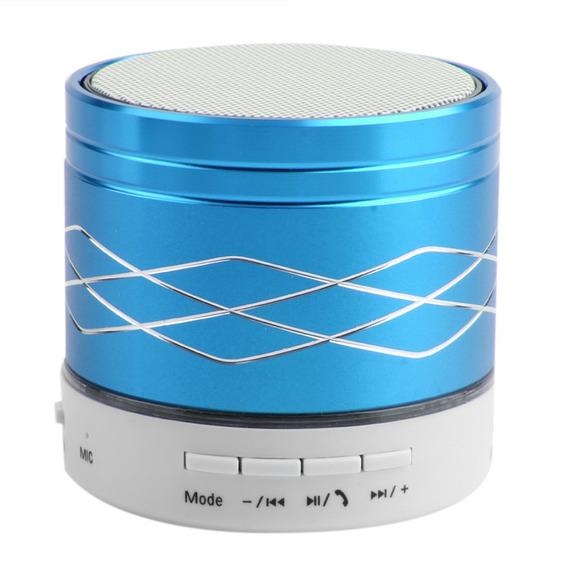 Alto-falante Estéreo Sem Fio Fidelidade De Bluetooth Mini P