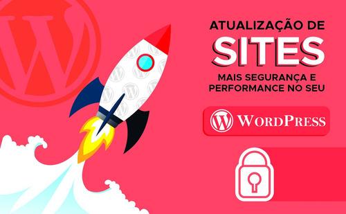 Imagem 1 de 1 de Atualização De Wordpress - Pacote E-commerce