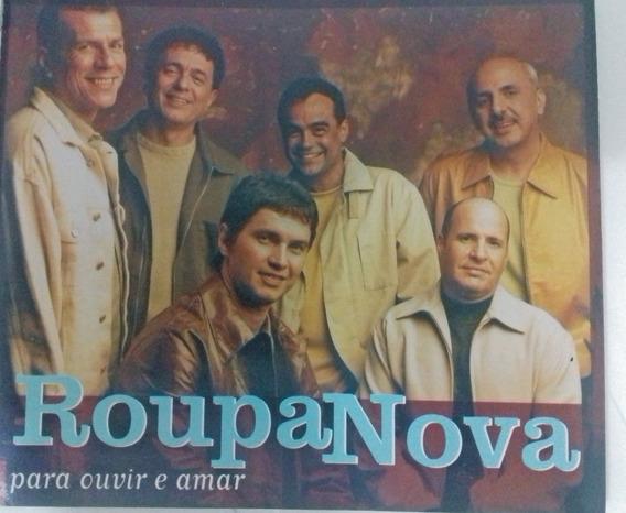 Cd Roupa Nova - Para Ouvir E Amar (box Com Cds)