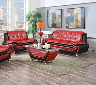 Peachy Sofa En L Negro Moderno Todo Para Hogar Y Muebles En Squirreltailoven Fun Painted Chair Ideas Images Squirreltailovenorg