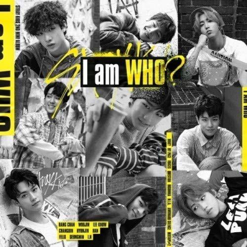 Imagen 1 de 1 de Stray Kids I Am Who Photo Book Poster Asia Import Cd Nuevo