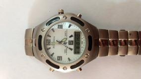 Relógio Masculino Prova D Aguá Aço Inox Unissex