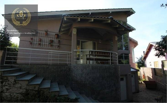 Casa Com 3 Dormitórios À Venda, 400 M² Por R$ 1.100.000,00 - Aberta Dos Morros - Porto Alegre/rs - Ca0652