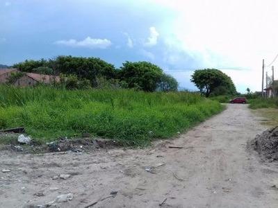 Terreno Barato Na Praia,medindo 275m²,em Itanhaém-sp