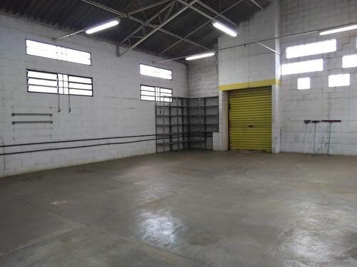 Imagem 1 de 12 de Excelente Galpão Comercial À Venda, 230 M², 20 Vagas - Bairro São Caetano - São Caetano Do Sul  - 67218