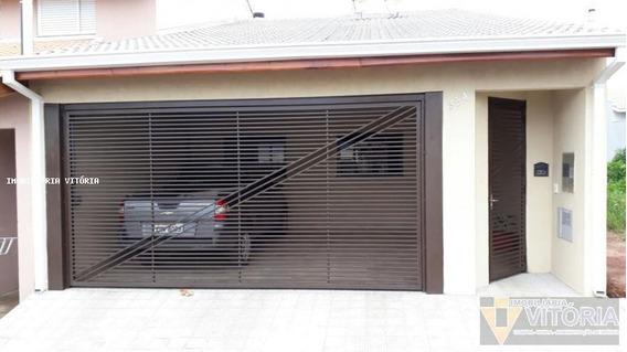 Casa Para Venda Em Bragança Paulista, Piemonte, 3 Dormitórios, 1 Suíte, 2 Banheiros, 2 Vagas - Pv 602