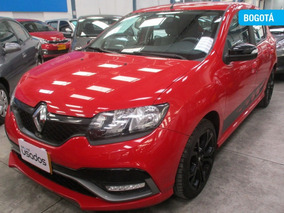Renault New Sandero Rs 2.0 Mec Eps098