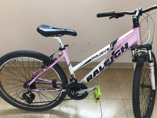 Bicicleta Raleigh Rodado 26