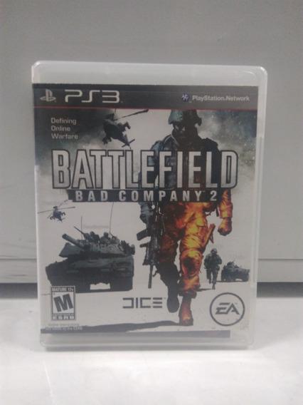 Battlefield: Bad Company 2 - Playstation 3 - Mídia Física