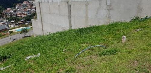 Terreno À Venda, 150 M² Por R$ 191.400 - Chácara Jaguari (fazendinha) - Santana De Parnaíba/sp - Te0586