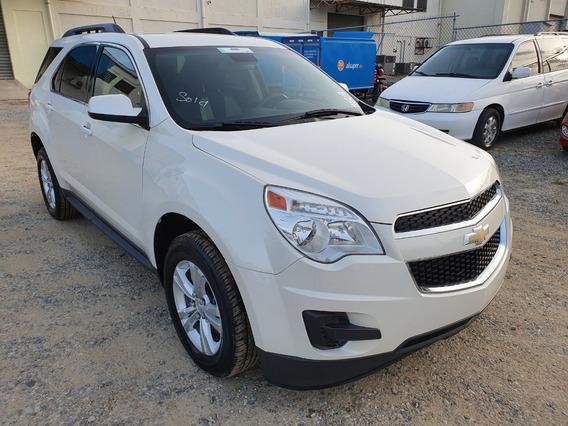Chevrolet Equinox Lt 2014 Blanco Perla 1 Año Garantia