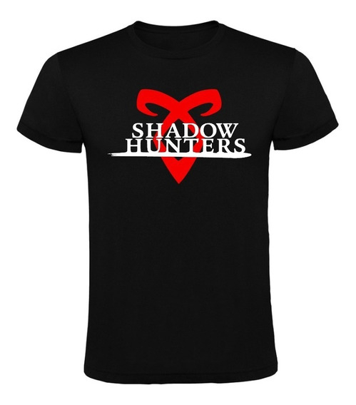 Remeras Shadowhunter - Cazadores De Sombras
