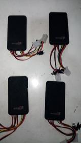 Kit 4x Rastreador Veicular Gps Accurate Gt06 Com Defeito
