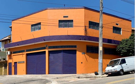 Galpão 2 Pavimentos Otima Localização Total 328 M2