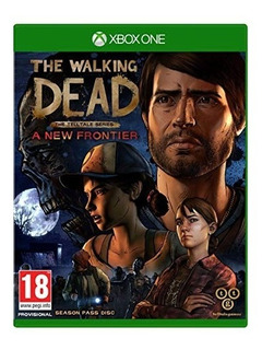 The Walking Dead A New Frontier Offline Xbox One