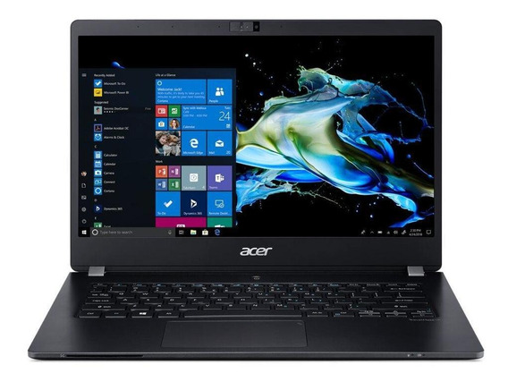 Corporativo Acer Tmp614 Corei5 8va 8gb 256gb Ssd