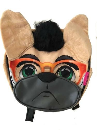 Mochila Peluche Trendy Dogs Peluche Louis Original