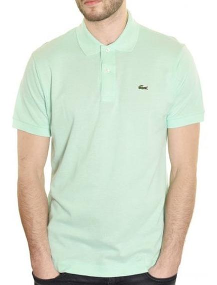 Camiseta Lacoste Gola Polo Lisa Importada Peruana Camisa