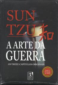 Livro A Arte Da Guerra - Sun Tzu - Os 13 Capítulos Originais